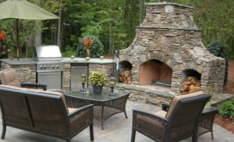 Fireplace & Grill